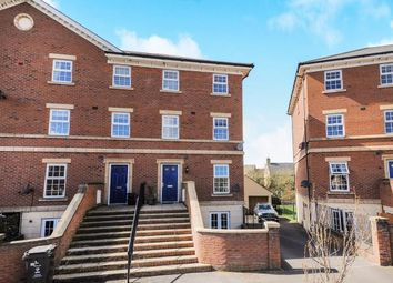 Thumbnail 3 bed terraced house for sale in Ashridge Court, Fenton Avenue, Swindon, Wiltshire