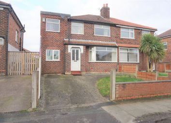Thumbnail 3 bed semi-detached house for sale in Kingsway Park, Manchester