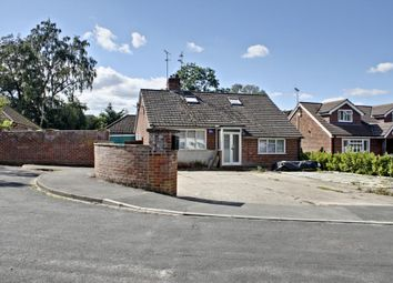 Thumbnail 3 bed detached bungalow for sale in Andrews Close, Church Crookham, Fleet