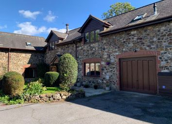 Thumbnail 4 bed barn conversion for sale in Trusham, Newton Abbot
