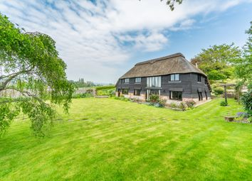 Thumbnail 4 bed barn conversion for sale in Wepham Green, Arundel