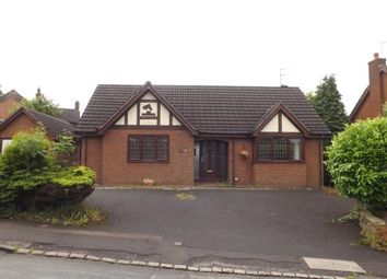 Thumbnail 2 bed bungalow for sale in Heathcote Road, Halmer End, Stoke-On-Trent, Staffordshire
