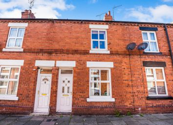 Thumbnail 2 bed terraced house to rent in William Street, Hoole, Chester