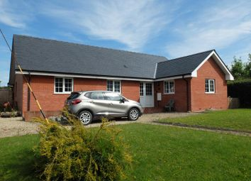 Thumbnail 3 bed bungalow for sale in The Bungalow, Cottons Corner, Bosbury, Ledbury, Herefordshire
