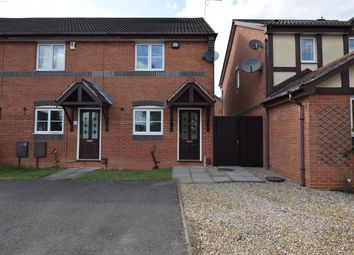 Thumbnail 2 bedroom semi-detached house for sale in St. Davids Road, Leicester
