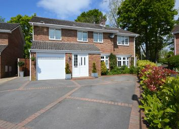 Thumbnail 4 bed detached house for sale in Hampton Close, Waterlooville