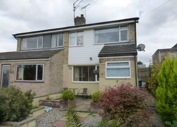 Thumbnail 3 bed semi-detached house for sale in Tolwin Walk, Norwich