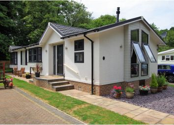 Thumbnail 2 bed mobile/park home for sale in King Edward Mobile Home Park, Baddesley