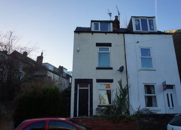 Thumbnail 2 bed end terrace house to rent in Burns Road, Sheffield
