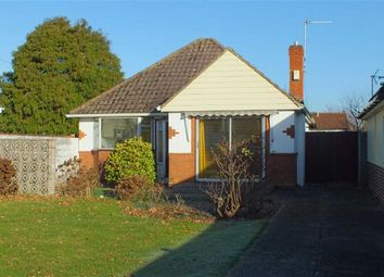 Thumbnail 2 bed bungalow for sale in Castle Lane West, Bournemouth, Dorset