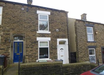 Thumbnail 3 bed end terrace house for sale in Park Road, Hadfield, Glossop