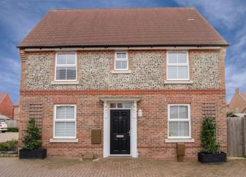 Thumbnail 3 bed detached house for sale in Sloe Gardens, Felpham, Bognor Regis