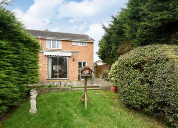 Thumbnail 3 bedroom semi-detached house for sale in Farmoor, Oxford