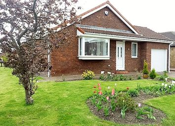 Thumbnail 3 bed detached bungalow for sale in Trevone Place, Seghill, Cramlington