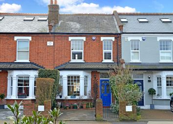Thumbnail 3 bed terraced house for sale in Tolworth Park Road, Surbiton