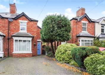 Thumbnail 2 bed semi-detached house for sale in Coleshill Road, Water Orton
