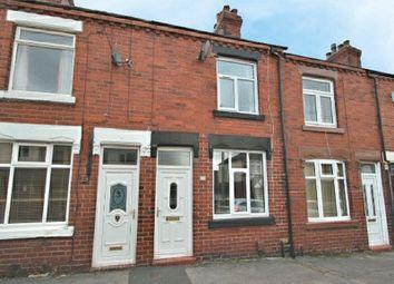 Thumbnail 2 bed terraced house for sale in Garnett Road East, Newcastle-Under-Lyme