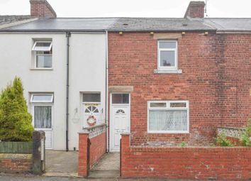 Thumbnail 2 bed terraced house for sale in Percy Terrace, New Kyo, County Durham