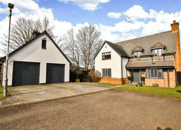 Thumbnail 4 bed detached house for sale in The Shires, Gilwern, Abergavenny