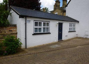 Thumbnail 1 bedroom bungalow to rent in Terrill Close, Huntingdon