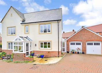 Thumbnail 4 bed detached house for sale in Rolling Mill, Uckfield, East Sussex