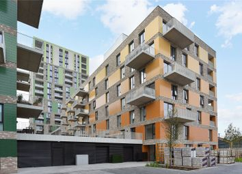 Thumbnail 2 bed flat for sale in Brunel House, 148 Christchurch Way, London