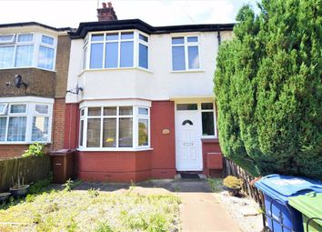 Thumbnail 3 bed terraced house to rent in Grange Road, Grays, Essex