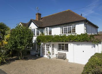 Thumbnail 4 bed semi-detached house to rent in Vaughan Road, Thames Ditton