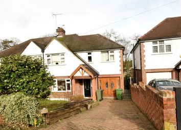 4 bed semi-detached house for sale in Pinewood Avenue, Sevenoaks, Kent TN14