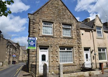 Thumbnail 3 bed end terrace house for sale in Shuttleworth Street, Padiham, Lancashire