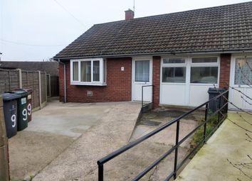 Thumbnail 1 bed bungalow to rent in Stockshill Close, Carlton, Barnsley