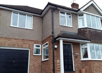 Thumbnail 5 bed semi-detached house to rent in Croham Valley Road, Selsdon, South Croydon