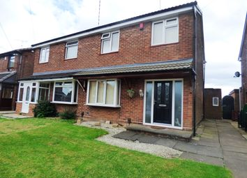 Thumbnail 3 bed semi-detached house for sale in Owenford Road, Radford, Coventry