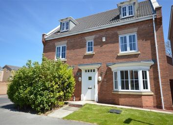 Thumbnail 5 bed detached house for sale in Waterdale Close, Bridlington