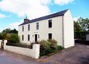 Thumbnail 4 bed detached house for sale in North End, Burgh By Sands, Carlisle