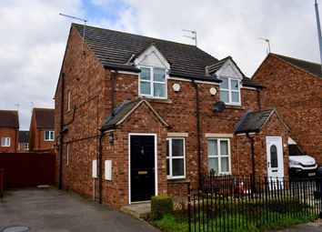 Thumbnail 2 bed semi-detached house for sale in 5 Seaton Grove, Hull