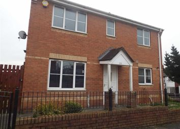 Thumbnail 3 bed detached house to rent in 33, Bromshill Drive, Salford