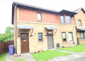 Thumbnail 2 bed flat for sale in Molendinar Gardens, Glasgow, North Lanarkshire