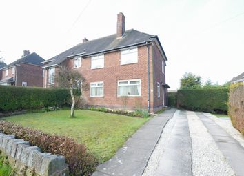 Thumbnail 3 bed semi-detached house for sale in Dunston Lane, Chesterfield