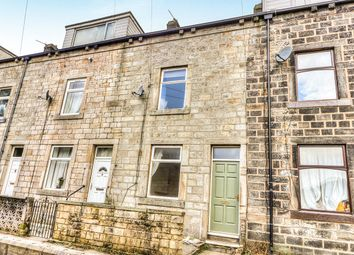 Thumbnail 4 bed terraced house to rent in Holme Street, Todmorden