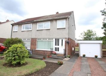 Thumbnail 3 bed semi-detached house for sale in Gargrave Avenue, Garrowhill, Glasgow, Lanarkshire
