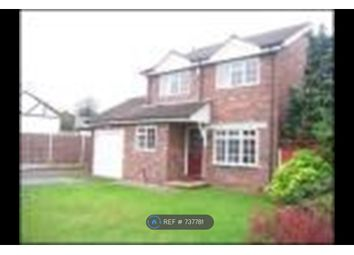 Thumbnail 4 bed detached house to rent in Newtons Lane, Sandbach