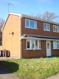 Thumbnail 3 bed end terrace house to rent in Christchurch Road, Hucknall, Nottingham