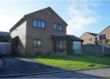 Thumbnail 4 bed detached house for sale in Smiths Field, Romsey