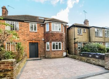 Thumbnail 1 bed flat to rent in Sunningfields Road, London NW4,