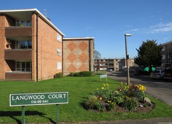 Thumbnail 2 bedroom flat for sale in Langwood Court, Castle Bromwich, Birmingham