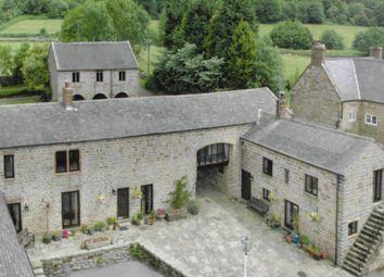 Thumbnail 5 bed farmhouse to rent in Iretons Farm, Goodwins Lane, Hazelwood, Belper