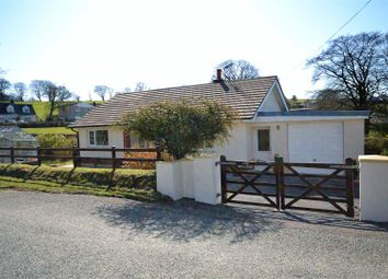 Thumbnail 2 bed detached bungalow for sale in Whitland