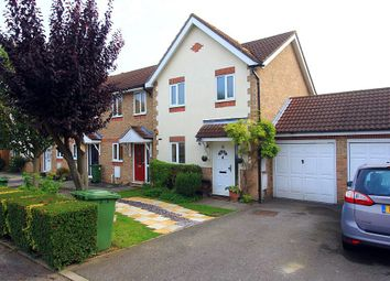 Thumbnail 3 bed end terrace house for sale in Shrewsbury Close, Langdon Hills, Basildon, Essex