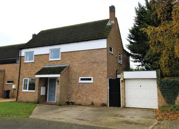 Thumbnail 5 bed detached house for sale in The Knolls, Beeston, Sandy